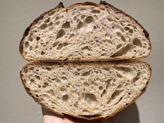 Whole Wheat 15% - Whole Rye 10%