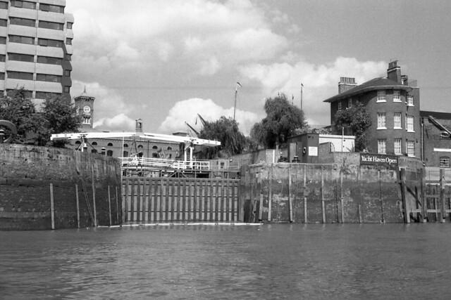 St. Katherine`s Dock, London E1.