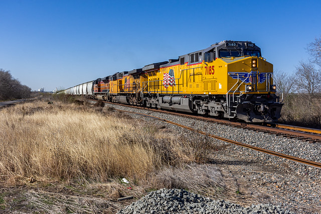 Mixed Freight from Mexico