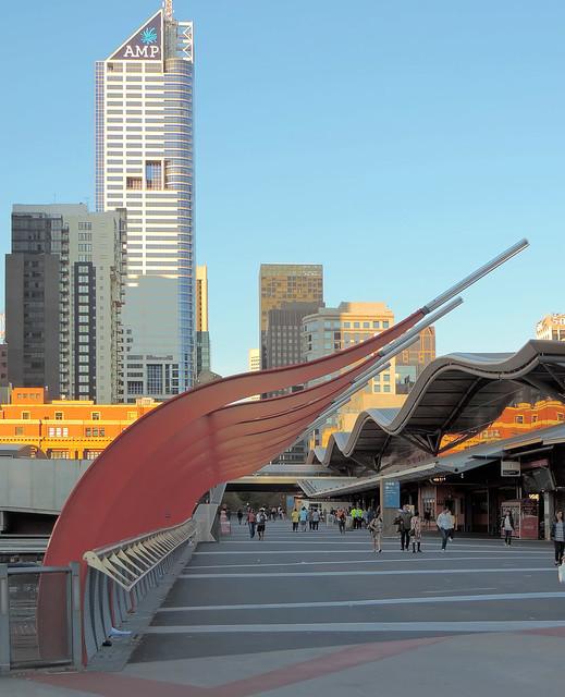 MELBOURNE 2014 - Architecture   (#2021.27 in series) - Melbourne VIC AU  25Mar2014 sRGB web
