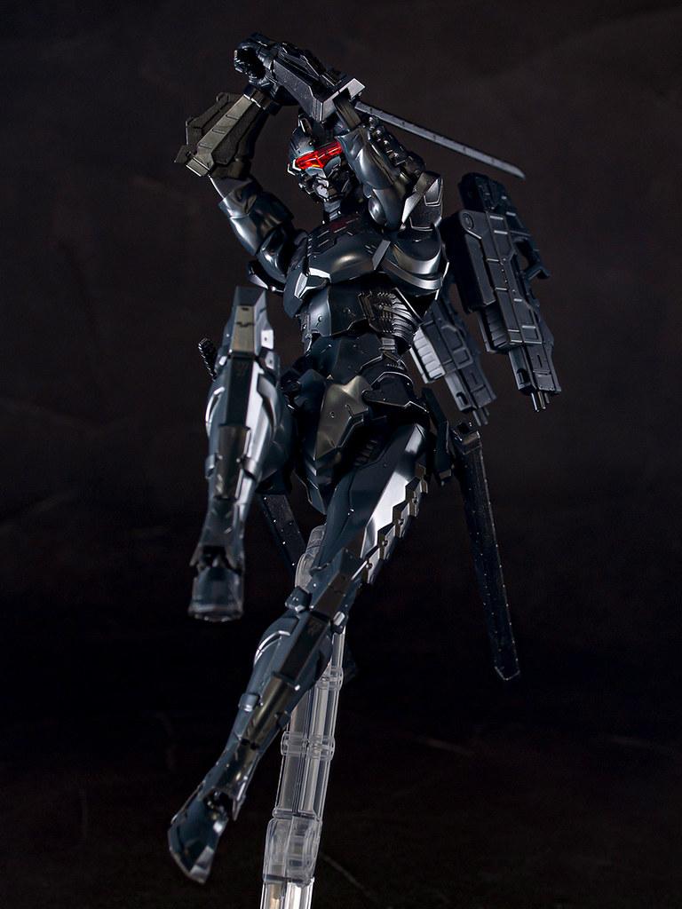 「FRS 超人力霸王戰鬥服 Ver7.5(攻堅型) -ACTION-」04 月發售 全新成形色再現漆黑身軀!