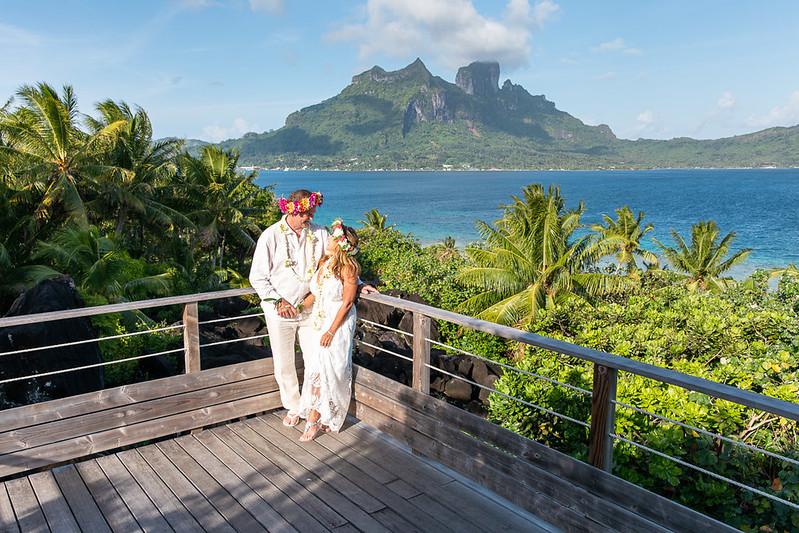 Wedding Conrad Bora Bora Nui