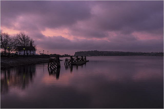 Cardiff Bay before work 15 1 2021