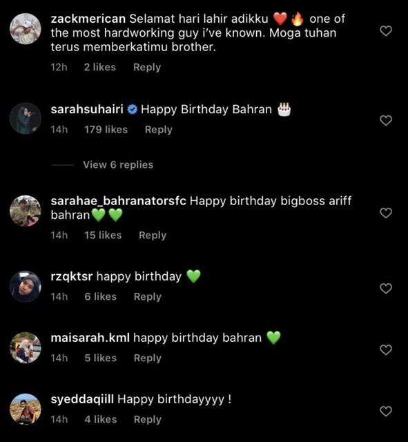 Rai Ulang Tahun Ke-23 Tahun, Arif Bahran Tak Mahu Potong Rambut Pendek!