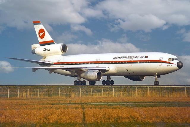 S2-ACP, Mc Donnell Douglas Dc-10-30, Biman Bangladesh Airlines