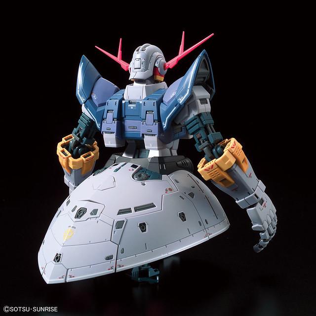 RG 1/144「機動戰士鋼彈 Last Shooting 吉翁克特效零件組」、「吉翁克」售價與發售日期公佈!