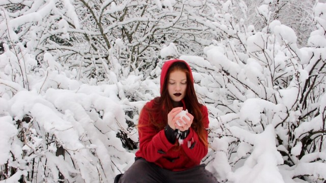 Let me make you a snowball
