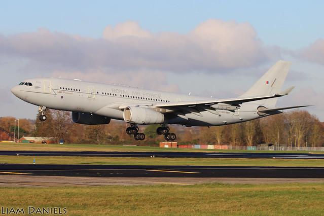 Airbus KC2 Voyager - ZZ331 - Royal Air Force