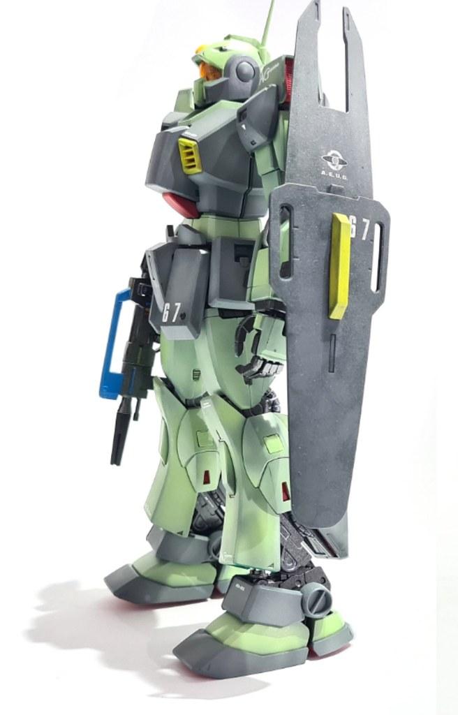 Bandai MG MSA 003 Nemo Gundam