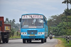 P A TRAVELS KL 33 799