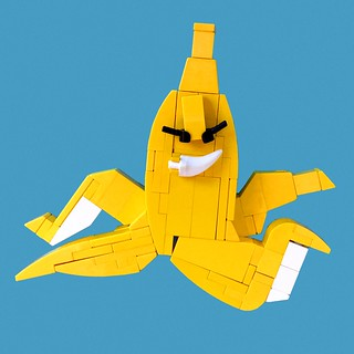 Menacing Banana | by PaulvilleMOCs