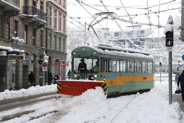 2021-01-15, Zürich, Usteristrasse