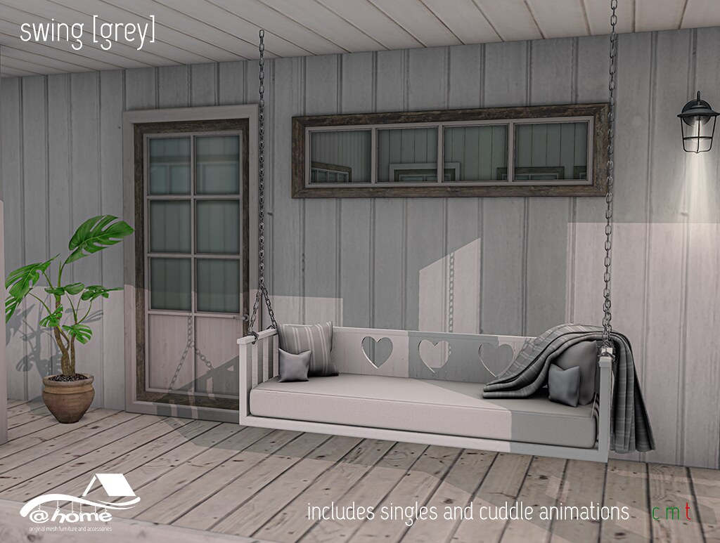 @home: swing [grey]