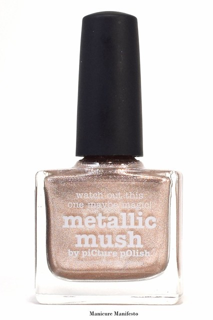 Picture Polish Metallic Mush Review