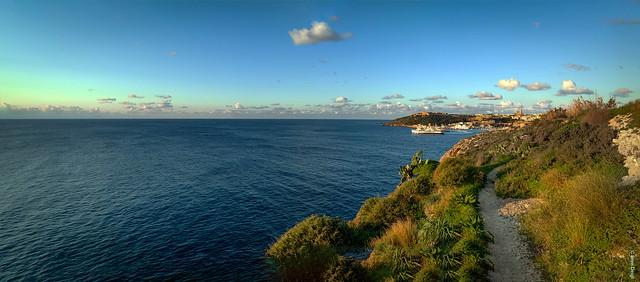 Morgendlicher Blick auf Mġarr [Gozo - Malta]