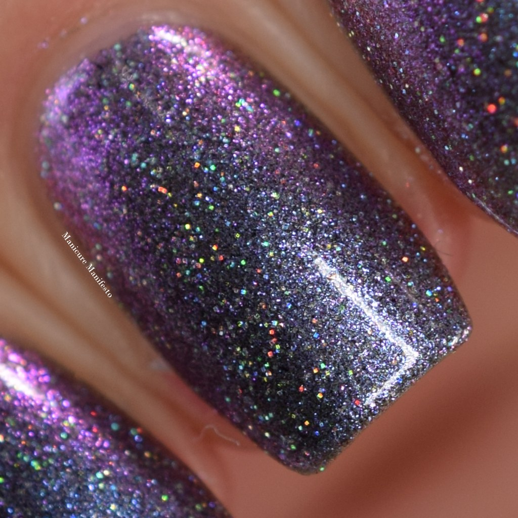 Girly Bits Cosmetics Into The Circle review