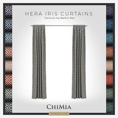 Hera Iris Curtains for TSS 16 Jan 2021 by ChiMia