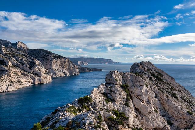 Calanque de Sormiou - Marseille - Provence - France -3D0A9444