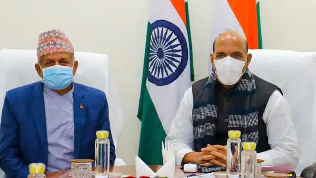 भारत-नेपाल संबंधों में असीम संभावनाएं: राजनाथ सिंह