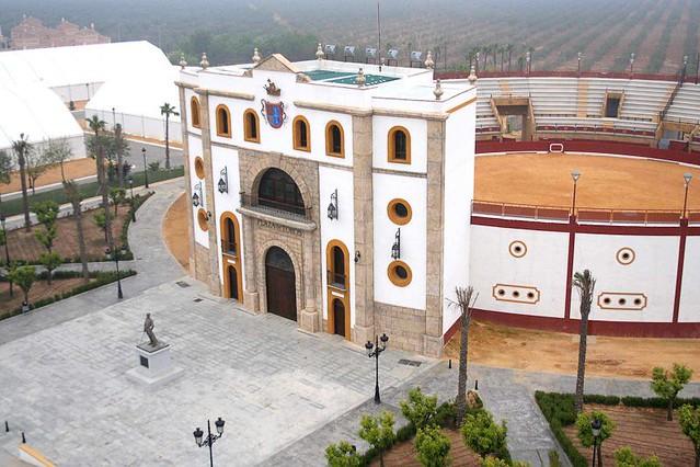 Plaza de toros de Espartinas