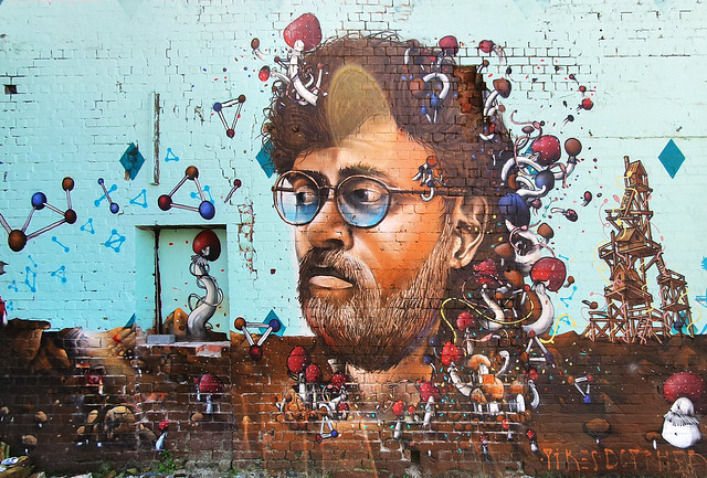 Homage to Terence McKenna