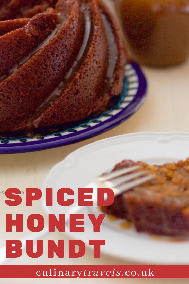 Spiced Honey Bundt