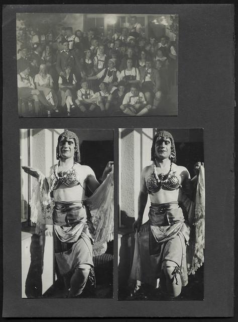 ArchivTappen2AAl2d495 Gesamtseite 43, Fotoalbum, 1900-1930er