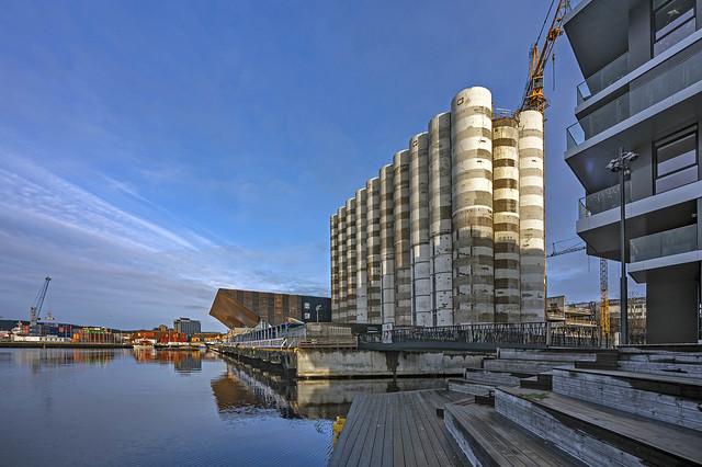 Harbor of Kristiansand