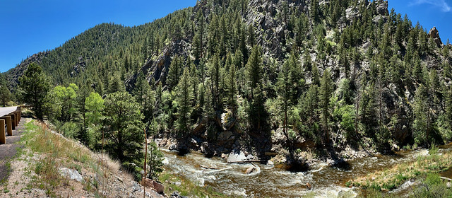 Big Thompson River, Drake, CO