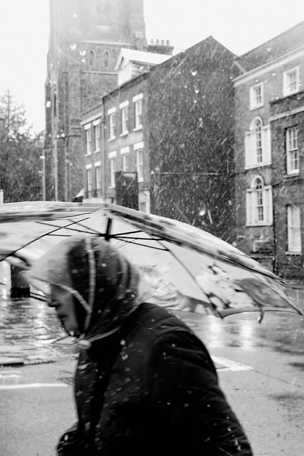 Winter. Cambridge, England 2018