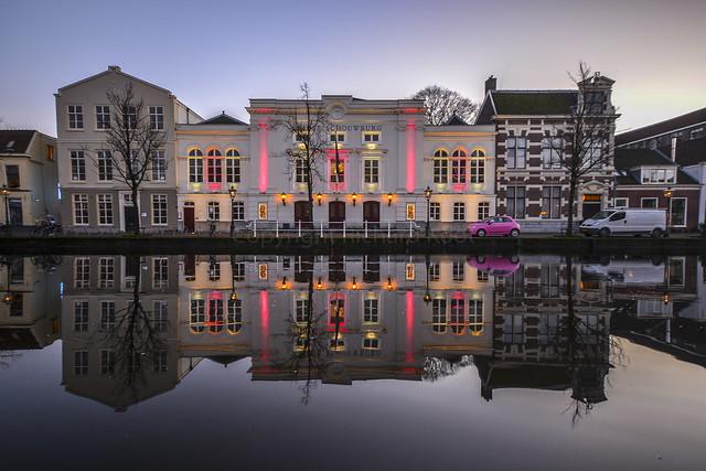 Leiden - Blue Hour-2