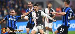 Ronaldo Ancaman Utama Inter Milan Saat Hadapi Juventus