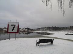Trälhavets småbåtshamn, Åkersberga.