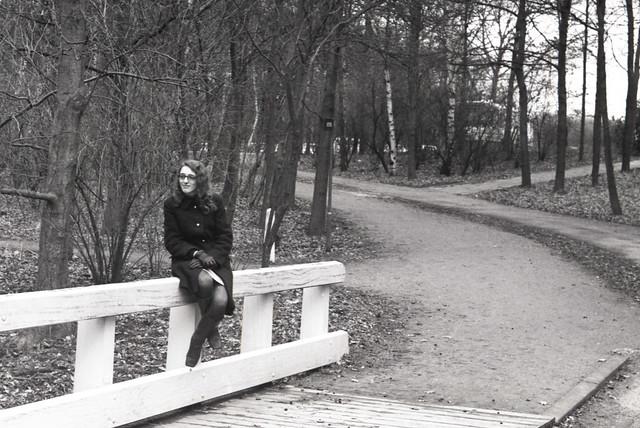 Al meer dan 50 jaar geleden in het Amsterdamse Bos