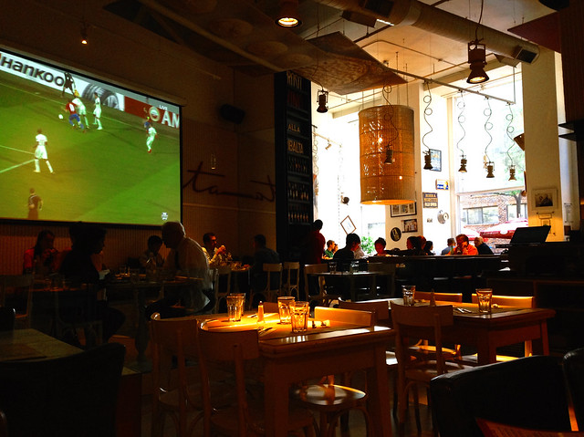 La Ribalta + Italian Soccer on TV.