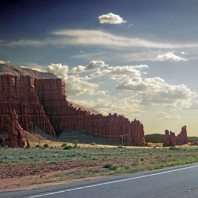 Baby Rocks, Arizona, USA