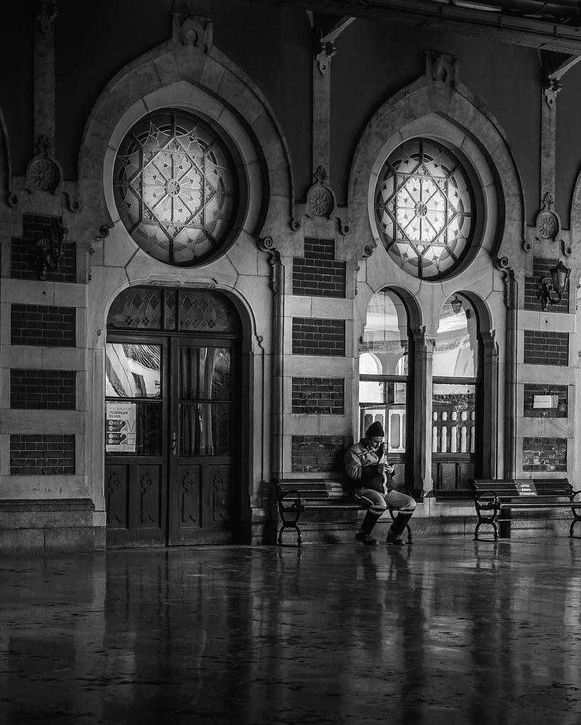 Railway station İstanbul
