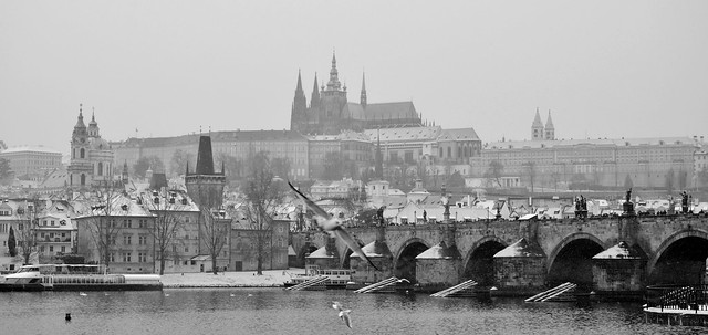If European cities were a necklace, Prague would be a diamond among the pearls