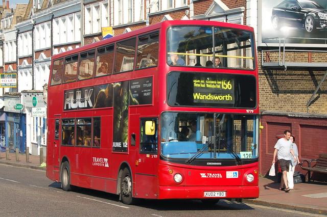 Travel London Dennis Trident 9779 KU02YBO - London