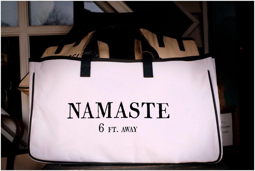 Namaste .........Hold that thought. : ))