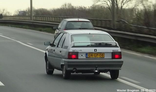 Citroën BX Deauville 1993