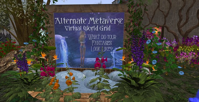 Come to Alternate Metaverse!
