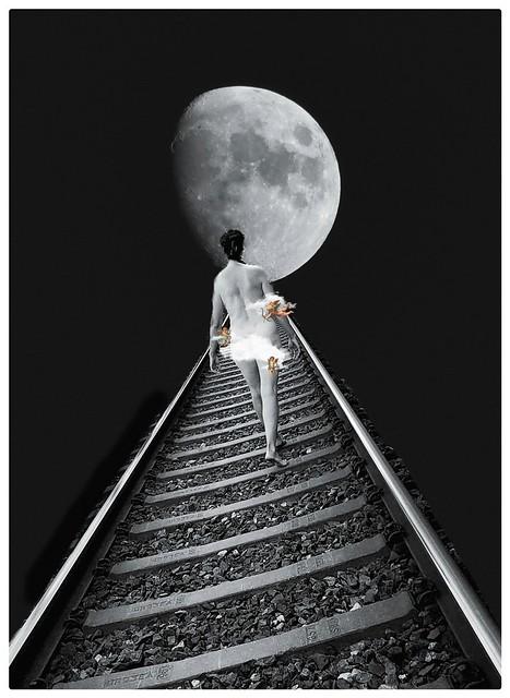 Soy de esas mujeres que si quieren la Luna van a buscarla.
