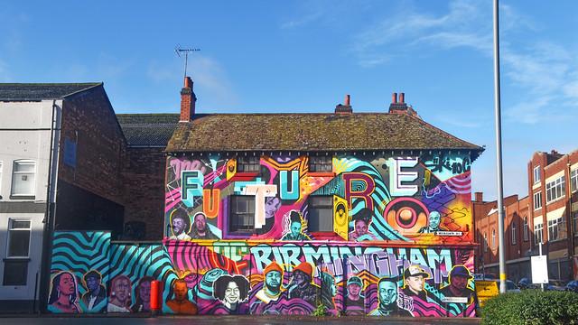 Mural / Spray Paint