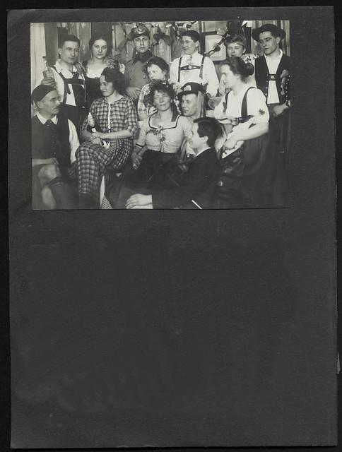 ArchivTappen2AAl2d486 Gesamtseite 39, Fotoalbum, 1900-1930er