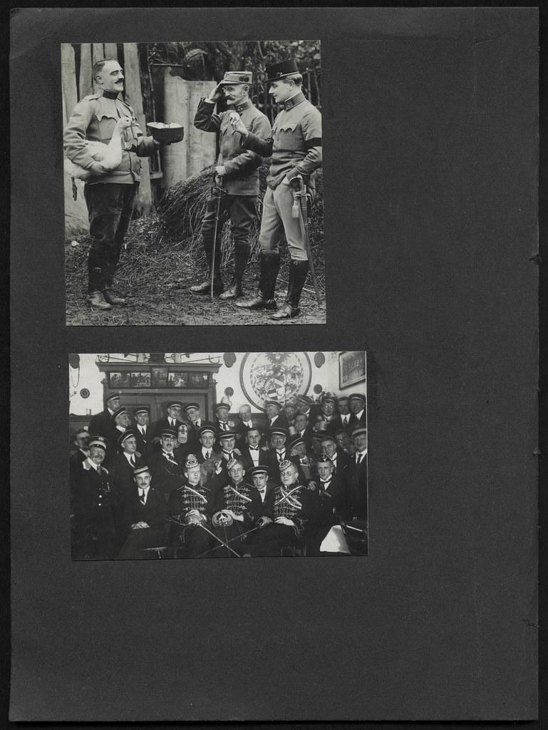 ArchivTappen2AAl2d490 Gesamtseite 41, Fotoalbum, 1900-1930er