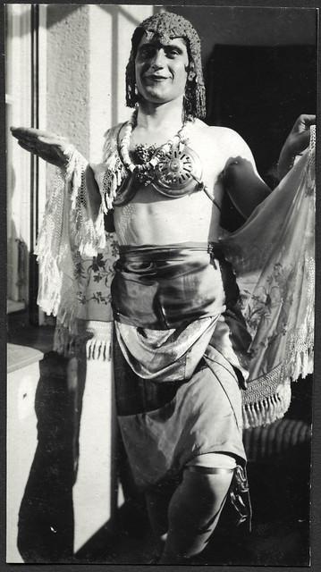 ArchivTappen2AAl2d497 Karneval, Fotoalbum, 1900-1930er