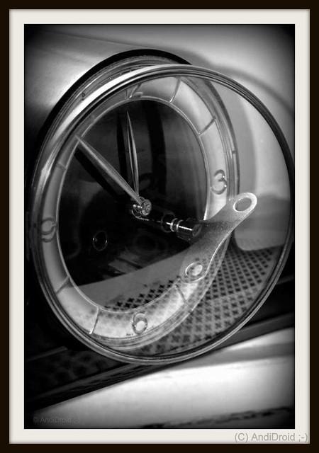 Zeit-Tür / Alle Rechte vorbehalten © AndiDroid ;-)