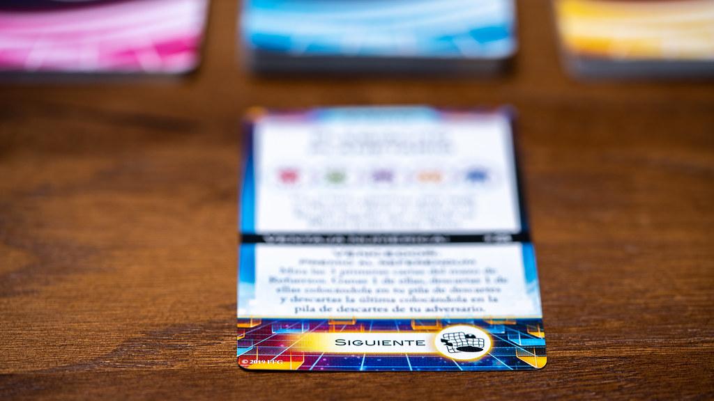 Cosmic Encounter: Duel juego de mesa boardgame