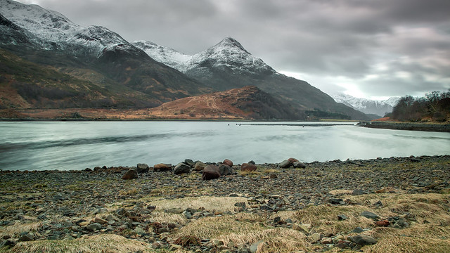 At the Pap of Glencoe